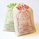 Custom Seed Bomb Wedding Favors by VisuaLingual