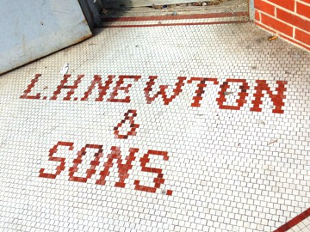 L.H. Newton & Sons Ghost Tile in Baltimore