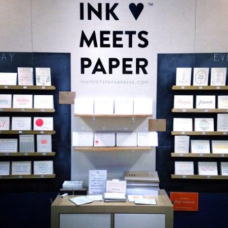 Signature Mix 2014: Ink Meets Paper