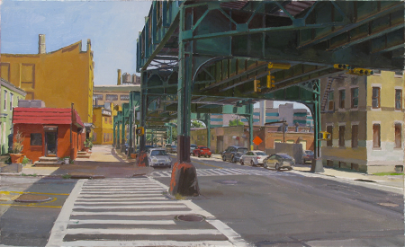 L-1: 23rd St. and 44th Dr., Queens by Scott Williams