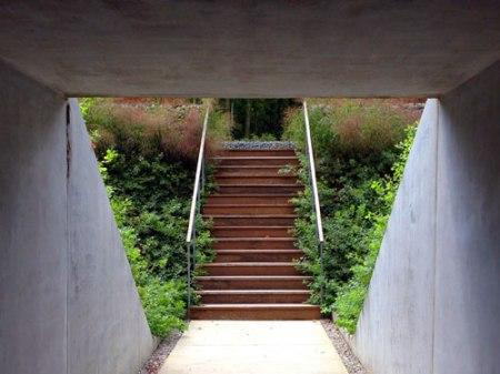 100 Acres: Park of the Laments by Alfredo Jaar