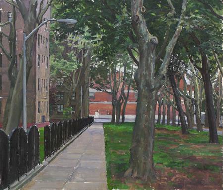 M-11: Queensbridge Houses, Queens by Scott Williams