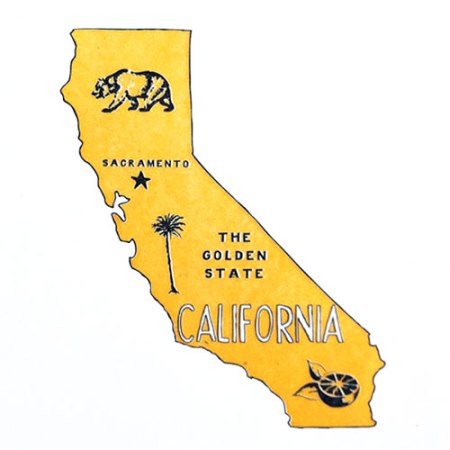 US State Prints by Power and Light Press