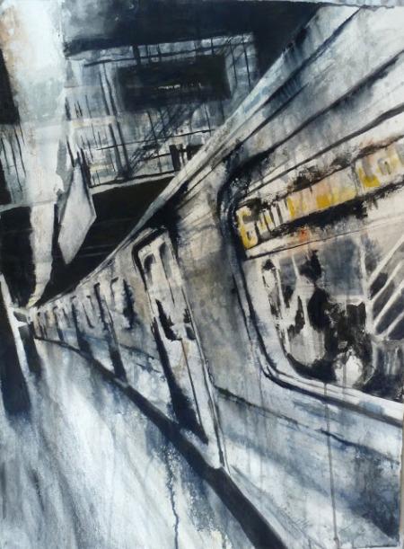 6 LCL Black by Joan Iaconetti