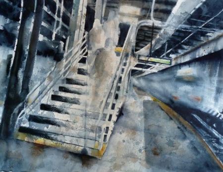 Ascending by Joan Iaconetti