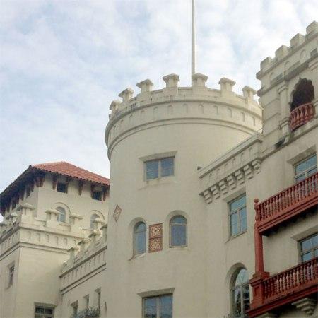 Casa Monica Hotel by Franklin W. Smith