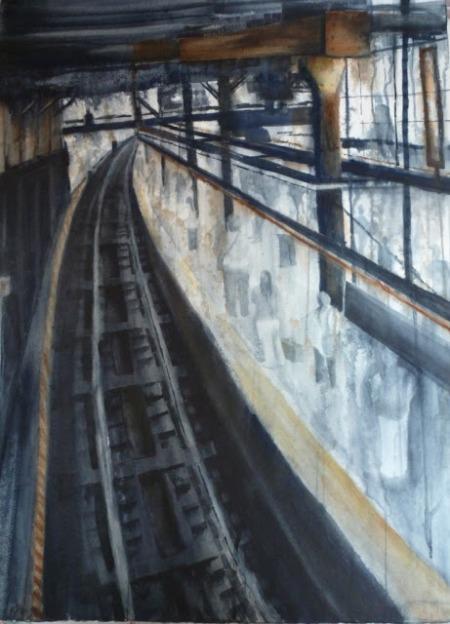 Curve by Joan Iaconetti