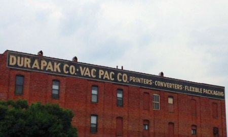 Durapak Co./Vac Pak Co. Ghost Signs in Baltimore