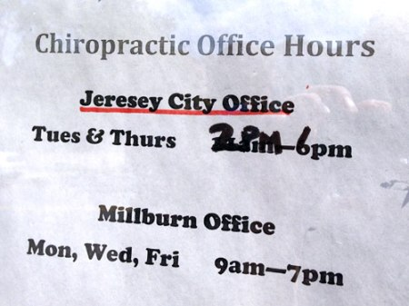 Jersey City Chiropractic