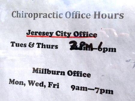 Jersey City Chiropractic