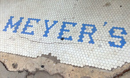 Meyers Ghost Tile in Denver
