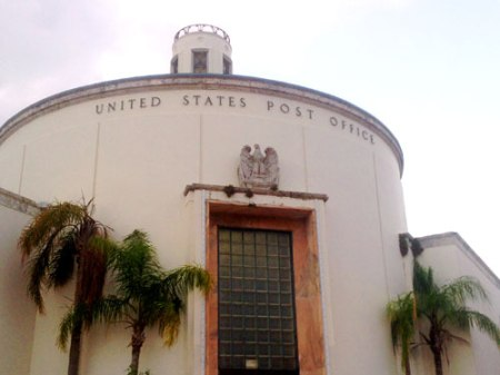 Miami Beach Post Office by Howard L. Cheney