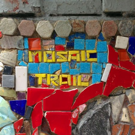 The Mosaic Trail by Jim Power