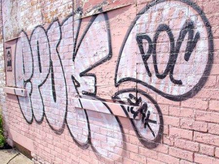 Liberty Tire Ghost Sign in Cincinnati, RIP
