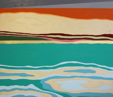 Nearing Shore by Michele Kishita