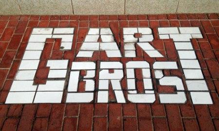 Gart Bros. Sporting Goods Co. Ghost Sign in Denver