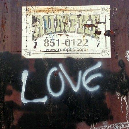 Love Dumpster, Over-the-Rhine, Cincinnati