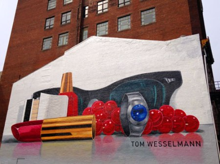 Still Life #60 by Tom Wesselmann