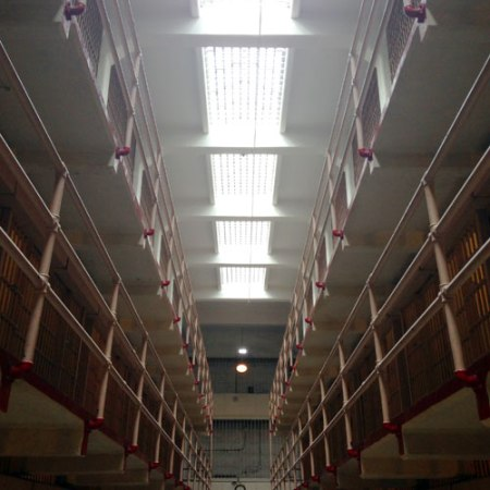 Alcatraz Island and Federal Penitentiary