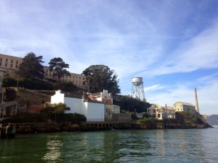 Alcatraz Island and Federal Penitentiary