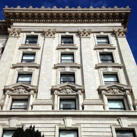 Fairmont Hotel by Reid & Reid and Julia Morgan