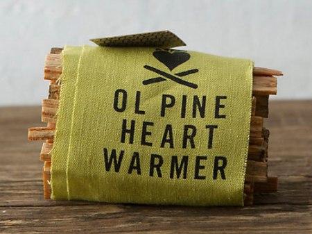 VisuaLingual Ol Pine Heart Warmer at Terrain