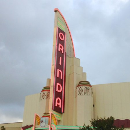 Orinda Theater by Alexander Aimwell Cantin and Anthony B. Heinbergen