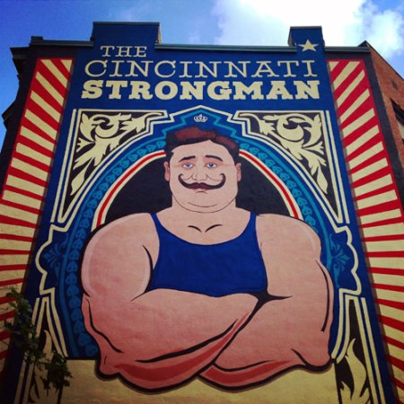 The Cincinnati Strong Man: Henry Holtgrewe by Jason Snell