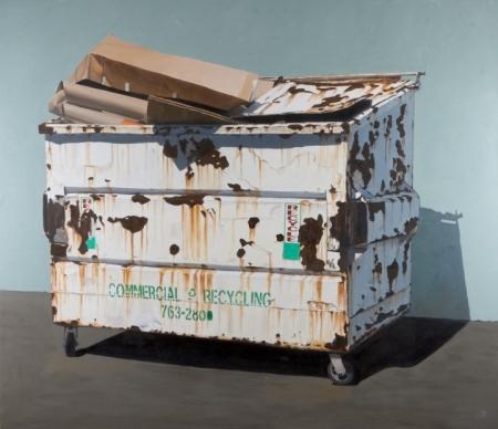Big White Rusty by Rachel Maxi