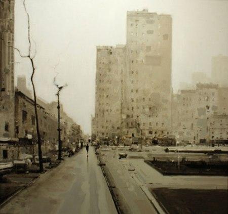 City Block #5 by Geoffrey Johnson