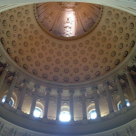 San Francisco City Hall by Bakewell & Brown