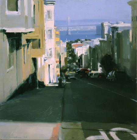 The Bay Bridge by Ben Aronson