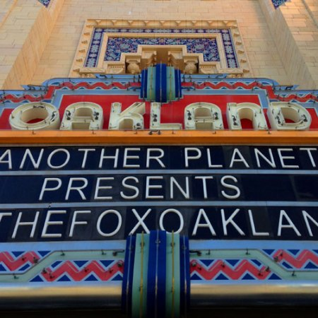 Fox Oakland Theater by Maury I. Diggs