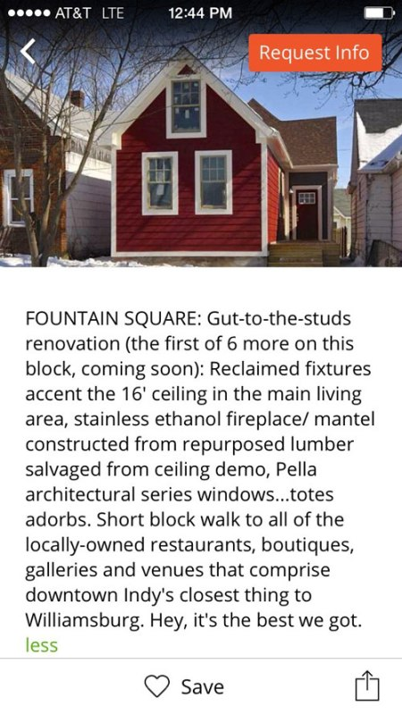 Fountain Square Flip