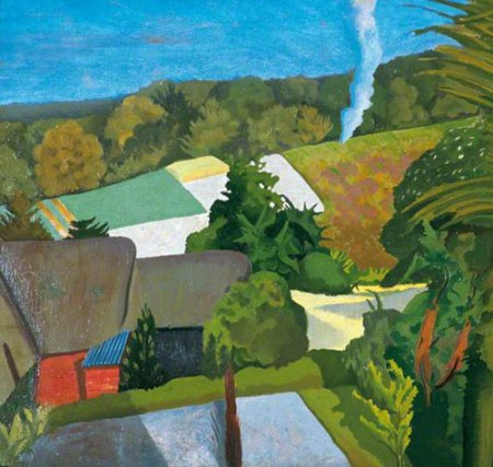 A Berkshire Hillside by John Northcote Nash