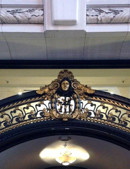 Palace Hotel by Trowbridge & Livingston