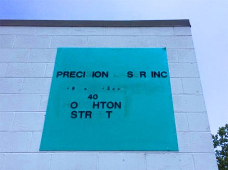 Precision Laser in Providence, RI